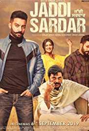 Jaddi Sardar 2019 Punjabi Full Movie Download