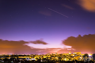 ISS Urban Sighting