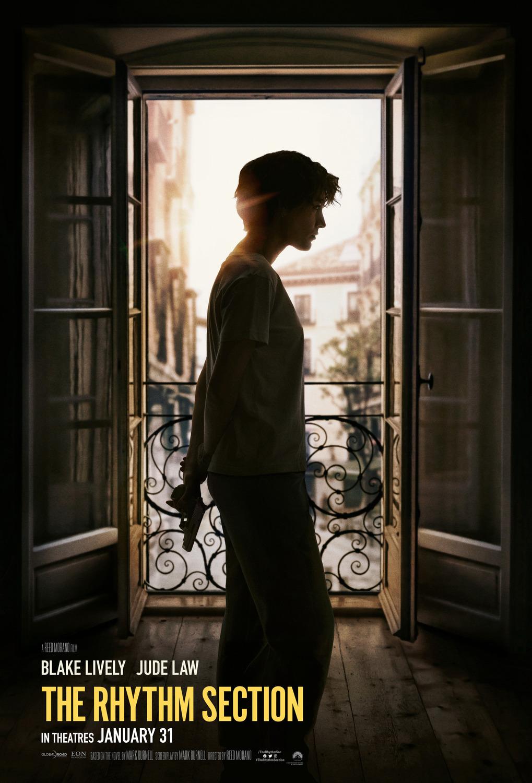 Nonton Film The Rhythm Section (2020)