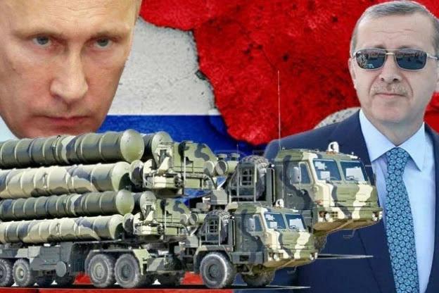 Απασφάλισαν οι Ρώσοι: Ο Ερντογάν πρόδωσε την Ρωσία με τους S 400!