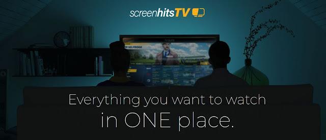 ScreenHits TV - Todas as subscriçoes num só lugar