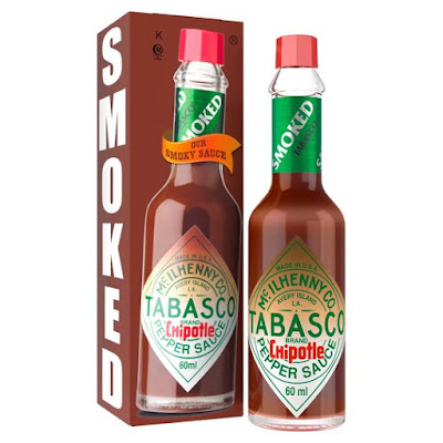 Bottle of Tabasco Smoky Chipotle Suace