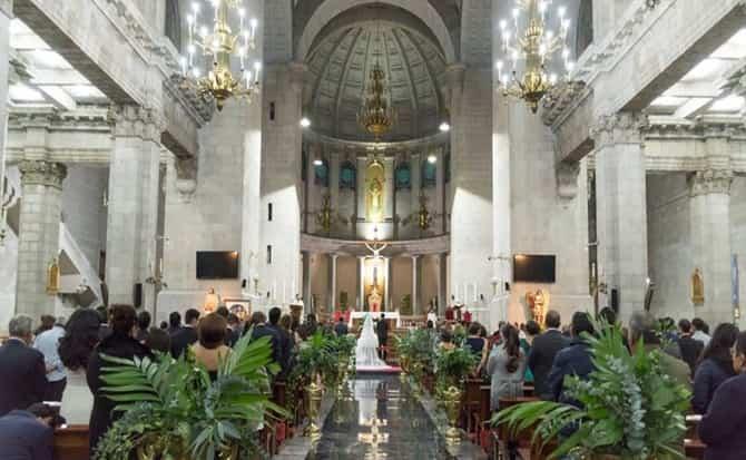 iglesia, católica, religión, boda