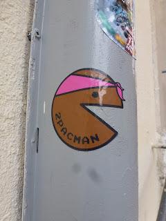 """""""2Pacman"""" - Schlicht und genial! Marseille"""