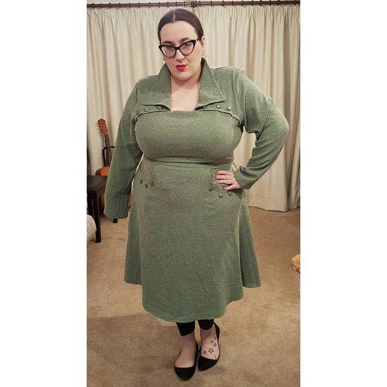 plus size Tatyana Judy Dress