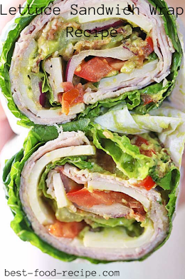 Lettuce Sandwich Recipe