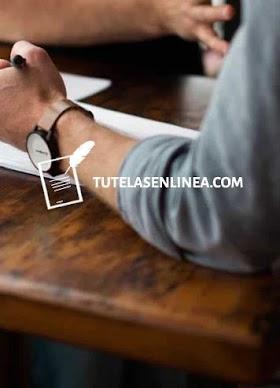 Redacción de Derechos de petición en linea