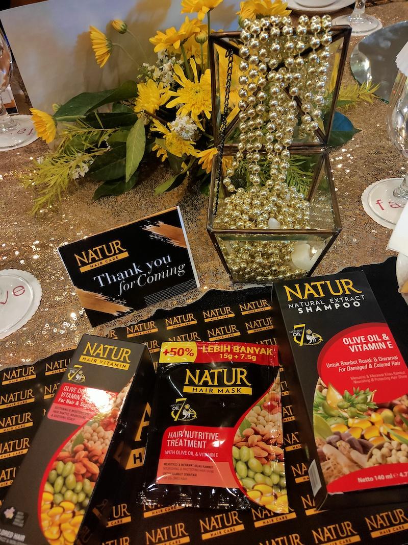 Natur x KEB Solo: Gathering dan Sharing Tips Merawat Rambut