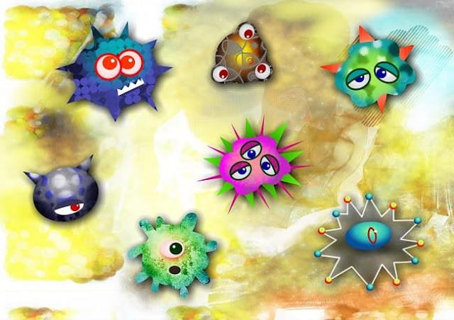 Cara Reproduksi Virus