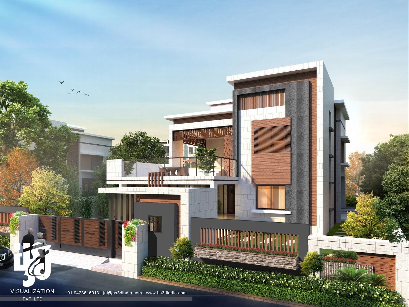 3d architectural visualization 3d exterior design day for 3d exterior design