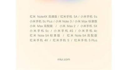 Xiaomi sudah mengumumkan MIUI terbaru bersamaan dengan peluncuran Mi  26 Smartphone Xiaomi yang Mendapat MIUI 10+ ROM Developer