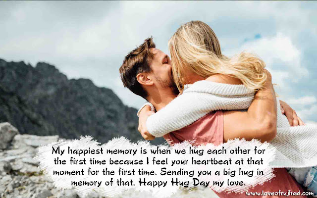 Quotes Images Hug Day