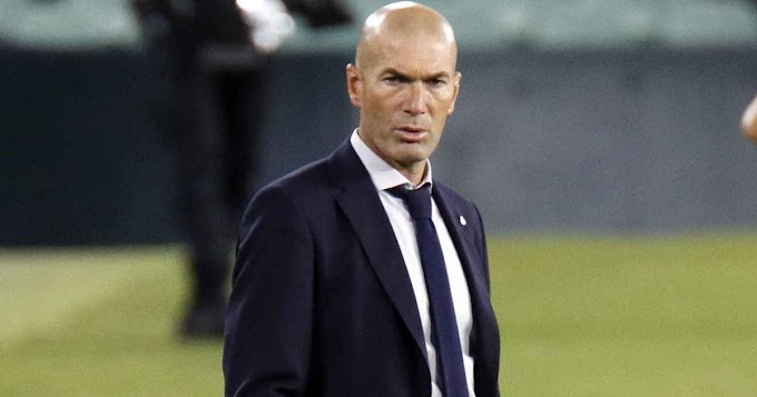 Real Madrid boss Zidane confirms they won't make any summer signing after Betis win