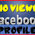 Does Facebook Track Profile Views