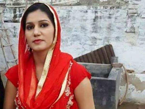 Sapna Choudhary Full Hd Images Photo Hot Seen Wallpaper