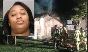 Mujer furiosa quemó casa de hombre que la invitò a tener sexo y no le abriò la puerta