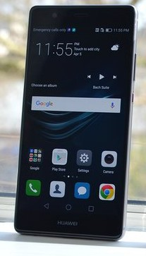 Huawei unveils its latest dual-camera smartphones -- P9 ...