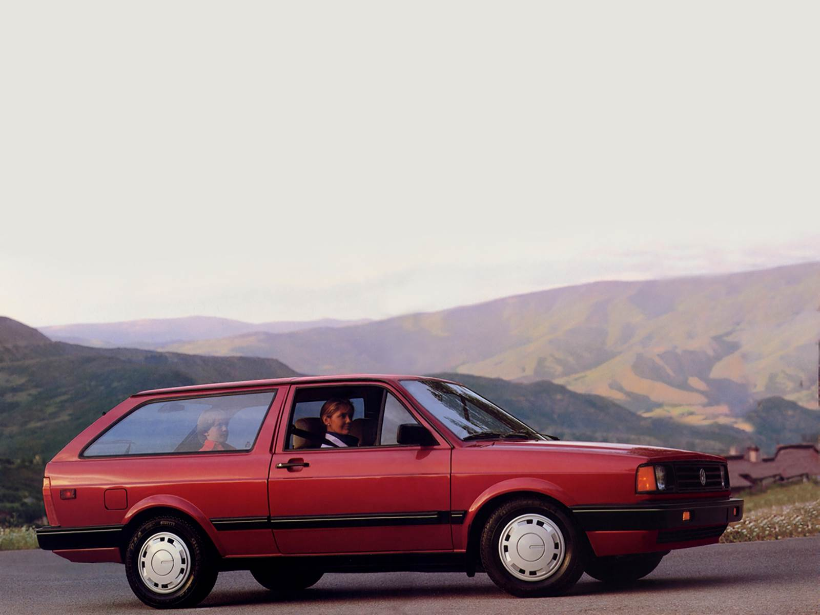 1989 Volkswagen Fox  Station Wagon