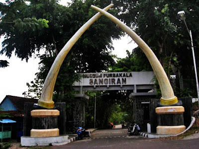 Sangiran  Museum, An Archaelogical Museum  In Central Java, archeolog, sites, bones, fossil, acheologist, museum, places for vacation, vacation in indonesia