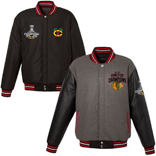 chicago blackhawks champs jacket, blackhawks championship jackets, blackhawks leather jacket