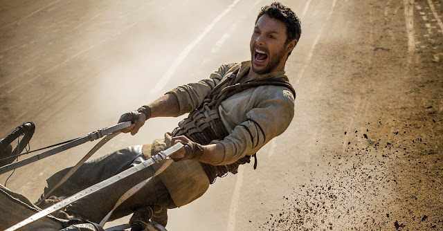 "Assista ao primeiro trailer do ambicioso remake ""Ben-Hur"", com Jack Huston, Rodrigo Santoro e Morgan Freeman"