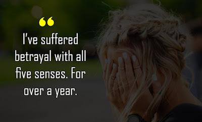 Quotes about Betrayal - Betrayal Quotes