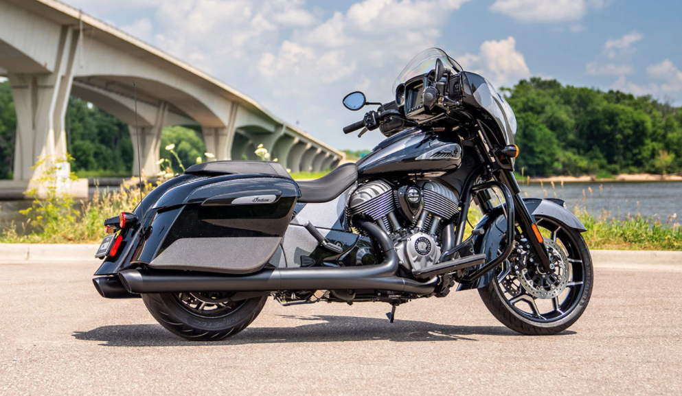 New 2021 Indian Chieftain Elite launched