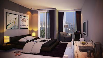 apartemen & condotel the hive jakarta timur: apartment