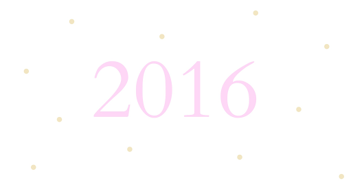Happy New Year! | 2016