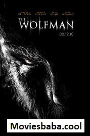 The Wolfman (2010) Full Movie Dual Audio Hindi Blu-Ray 720p