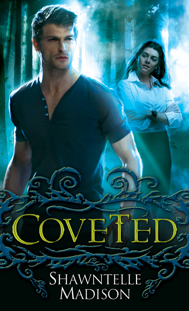 2012 Debut Author Challenge Update - Cover - Coveted by Shawntelle Madison