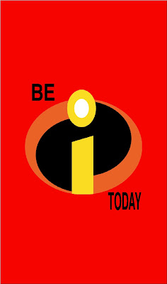 Be Incredible Today with these fun Incredible prints perfect for any occasion or need. You'll find 8 different print sizes and a whole lot of inspiration. #superhero #printablequote #incredibles #quoteprintable #diypartymomblog