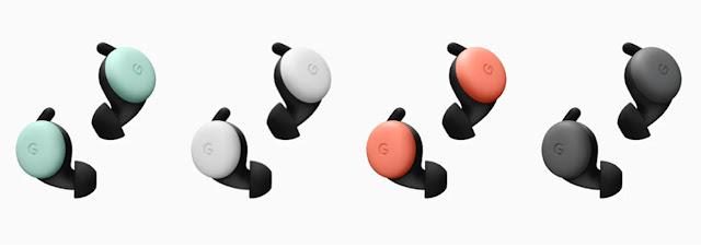 Pixel Buds 2020 Telah Dijual Secara Rasmi