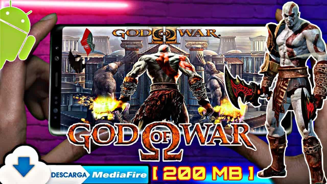 God of war 2 para android