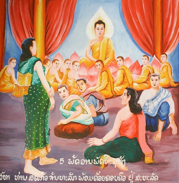 Đạo Phật Nguyên Thủy - Chuyện Kể Đạo Phật - Đổi đài trong Tâm