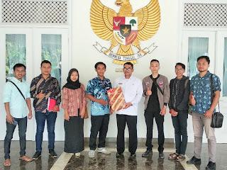 Wakil Bupati Sukabumi: Selain di Kelas, Komunitas Bisa Dijadikan Wadah Berkreativitas