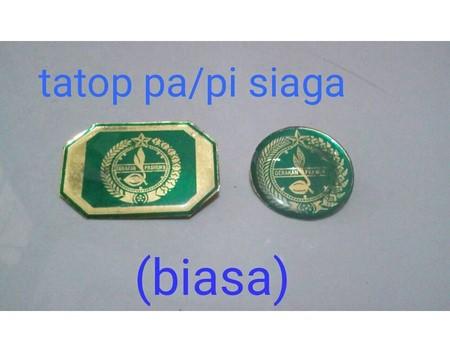 Pin Tatop Pramuka Siaga Hijau