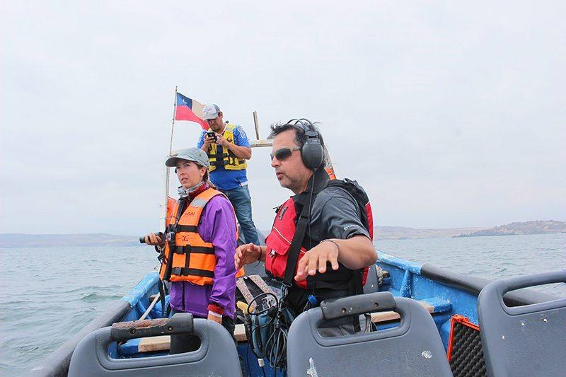 Investigador estudió Ingeniería Acústica y ahora mide los ruidos bajo del mar