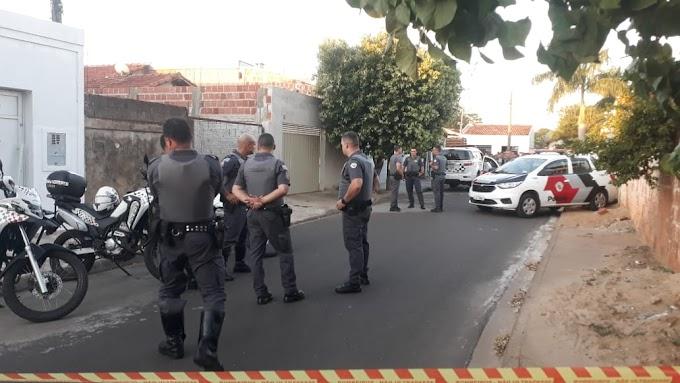 Homem é baleado no ombro no bairro Ezequiel Barbosa em Araçatuba