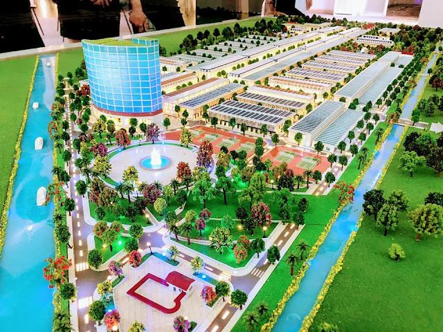 Tưng bừng khai trương Nhà Điều Hành Khu dân cư Minh Châu (Vạn Phát Avenue)