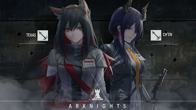 arknights wallpaper pc
