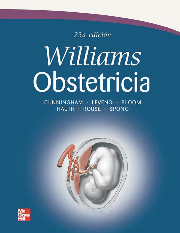 obstetricia williams 3º edición 2017 descargar pdf