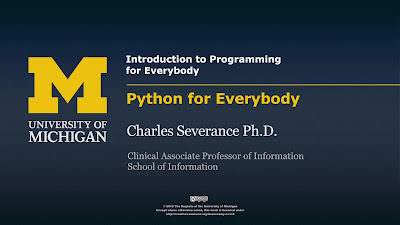 best coursera course for Python