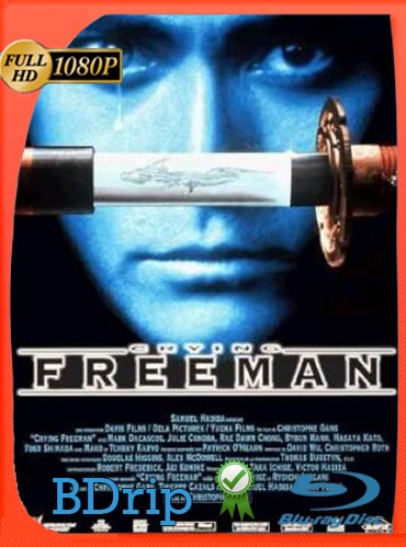 Crying Freeman (1995) HD [1080p] Latino [GoogleDrive] SilvestreHD