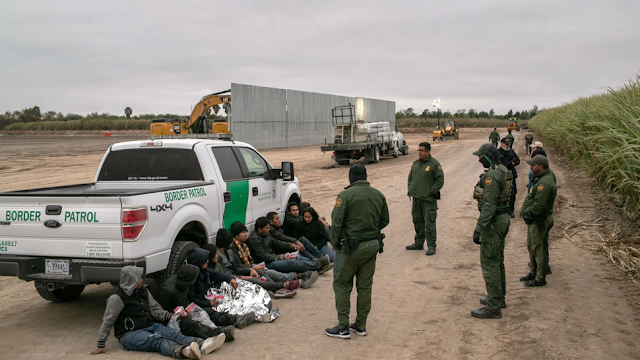 AZ Border Chief Says Illegal Immigration On Track To Top Past Three Years Combined: 'Already Surpassed' 2018