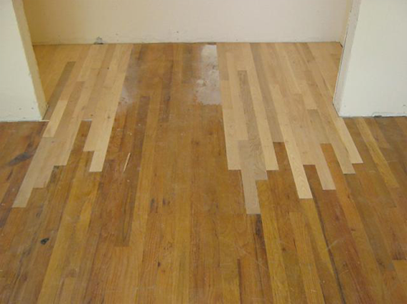 How to Repair Hardwood Floor after Water Damage