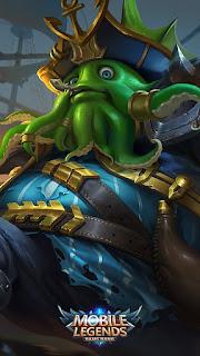 Bane Deep Sea Monster Heroes Fighter of Skins V1