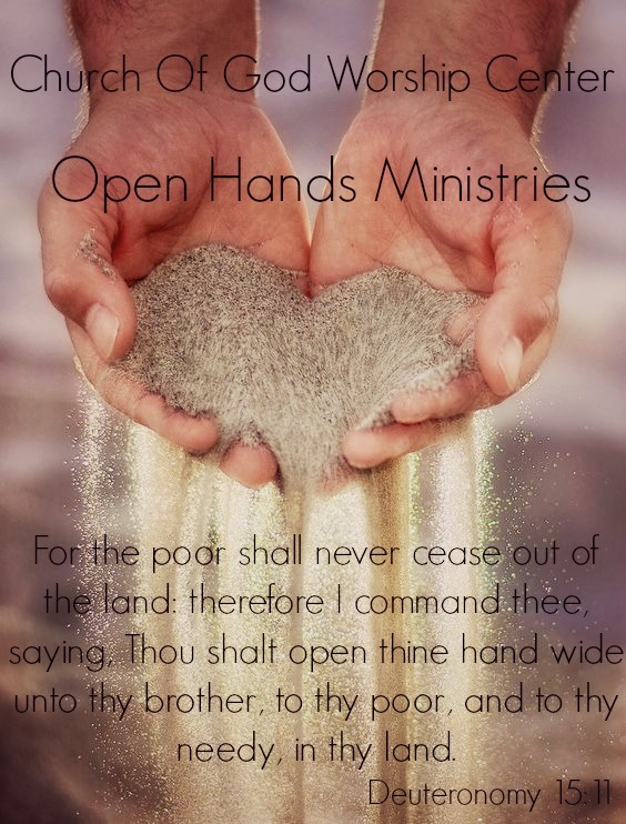 Open Hands Ministries