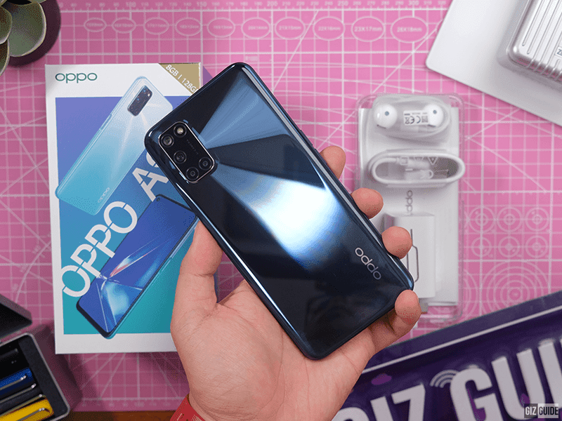 The Snapdragon 665-powered OPPO A92 is now available in PH stores for PHP 15,990