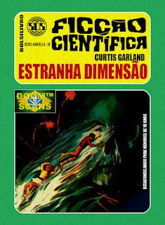 bolsilivro sos ficção científica cedibra série amarela curtis garland estranha dimensão
